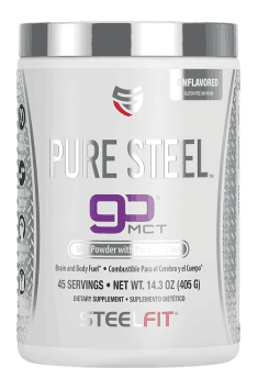 Pure Steel goMCT