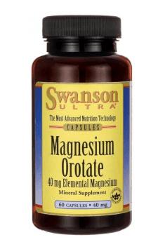 Magnesium Orotate 40mg