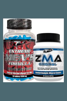 Extreme Men's Formula + ZMA