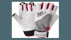 Fitness Gloves White-Gray