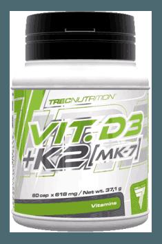Vit. D3 + K2 (MK-7)